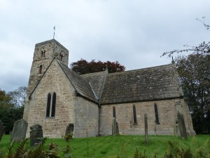 St Andrew's Bywell