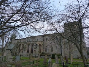 St Peter's Bywell 2