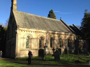 Howick church 1