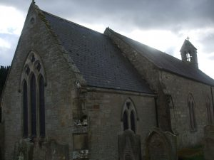 Cornhill St Helen church